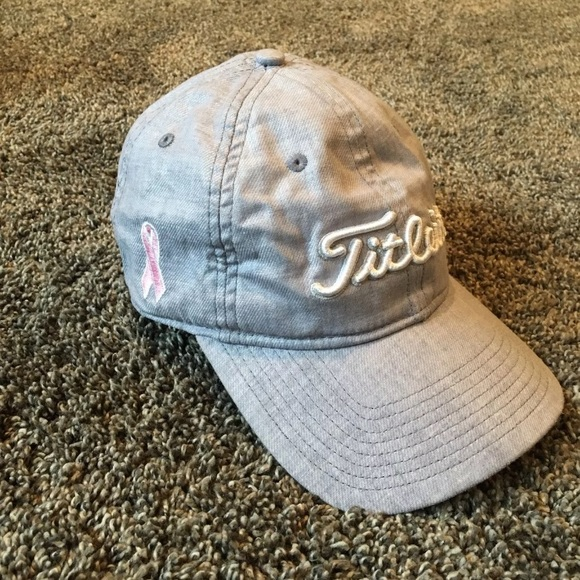 NEW Women s Titleist Golf Hat 12950eb681